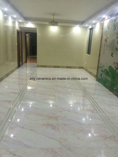 China Building Material Pink Colour Foshan Natural Marble Stone