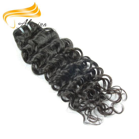 Human Hair Full Hand Tied Virgin Remy Hair Extensions pictures & photos