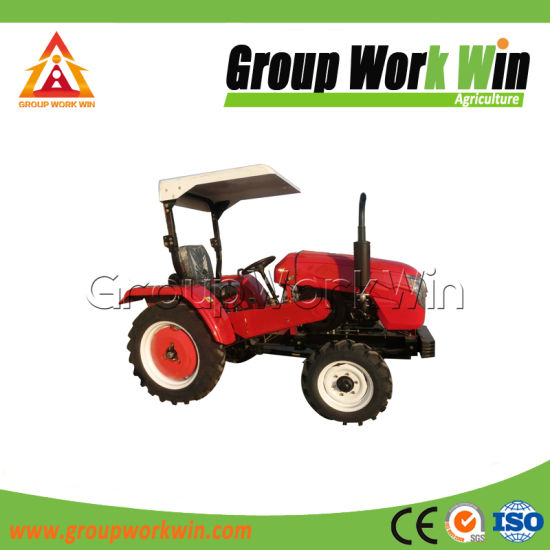 4WD Wheel Tractor Agriculture Use