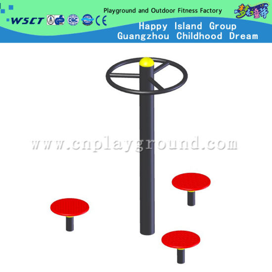 Outdoor Body Building Equipment Outdoor Double Twister (HA-12102) pictures & photos