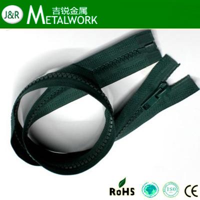 5# Plastic Zipper Open End