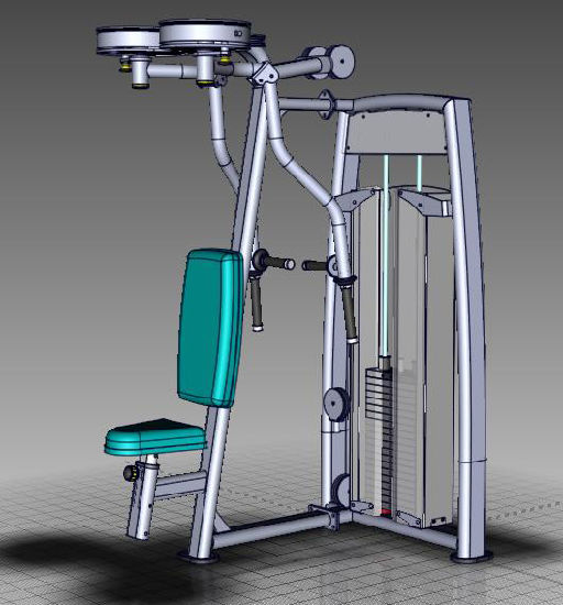 Popular Pulse Gym Equipment Butterfly Machine (SS12) pictures & photos