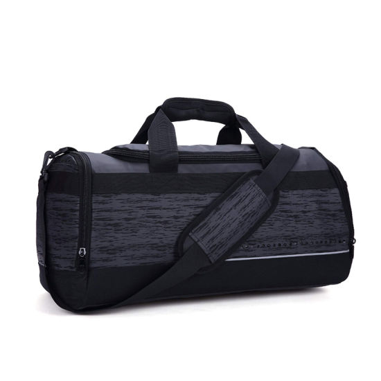 Durable Large Duffel Bag Waterproof Men's Gym Bag with Shoe Compartment