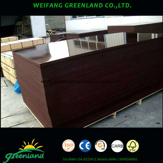 High Quality, Phenolic Glue Film Faced Plywood for Construction Usage pictures & photos