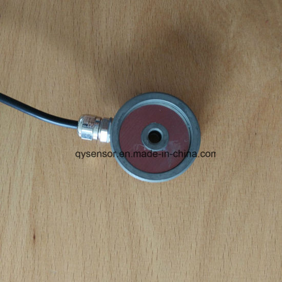 Washer Type Axis Load Cell with Capacity (500 kg~2 T) pictures & photos