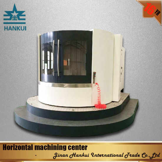 Hmc40 Four-Axis CNC Horizontal Machining Center