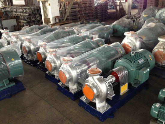 China Circulation Hot Oil Pump for Boiler (WRY) - China Hot Oil Pump ...