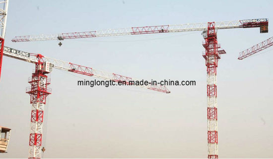 Flattop Self-Erecting Topless Tower Crane-Max. Load 8t (PT5020A/5515A)