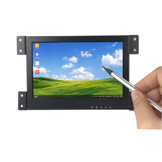 10.1 Inch 16: 9 Industrial Widescreen Monitor Capacitive