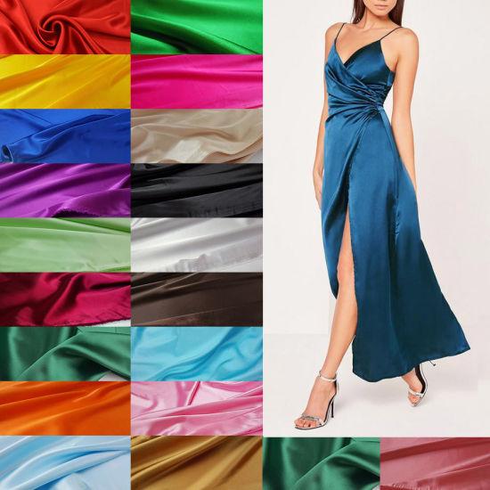 Wholesale Customized Design 100 Polyester Clothing Fabric