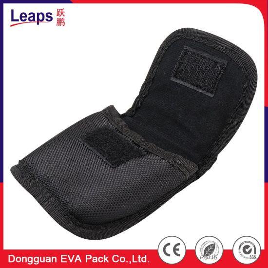 Bluetooth Headset Black Hard EVA Safe Storage Packaging Gift Box