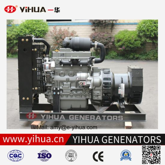 China 15kw Japan Yanmar Engine with Stamford Open Type Power