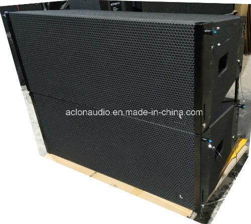 K2 Line Array Double 12 Inch Full Range Class D Digital Amplifier Active Speaker