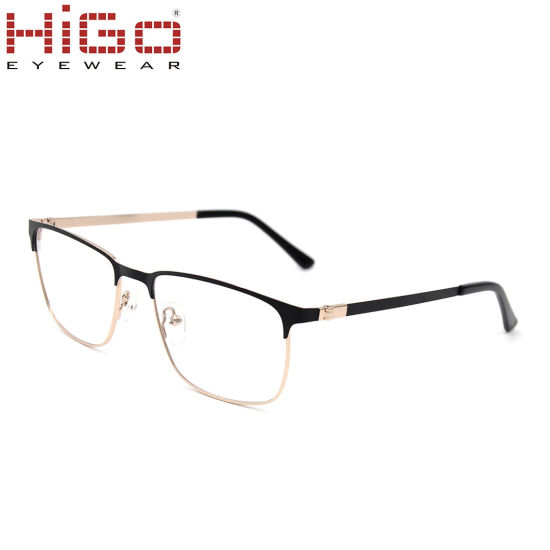 2e69a8a389 China Wholesale Optical Eyeglasses Frame High Quality Metal No MOQ ...