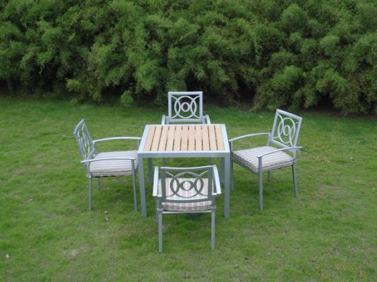 Outdoor Garden Leisure Dining Set pictures & photos