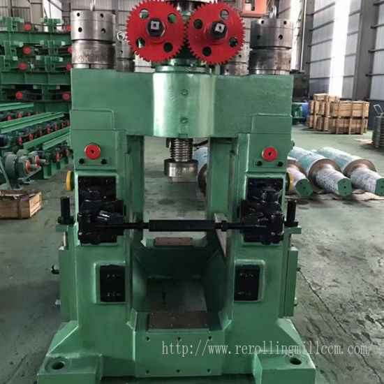 Continuous Steel Rolling Mill with High Efficiency Rebar Rolling Plant