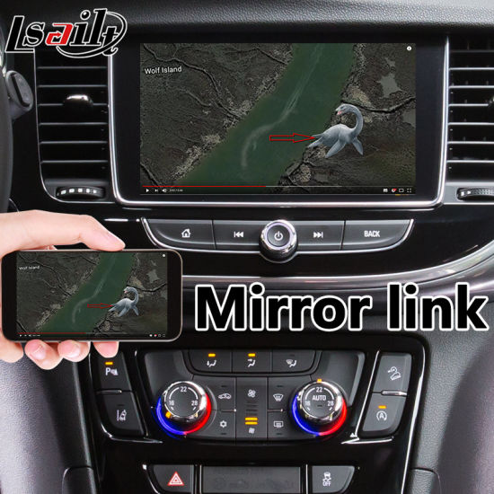 China Android 6 0 Navigation Video Interface for Opel Mokka