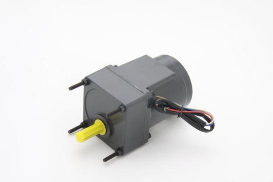 High Torque Low Rpm AC Gear Motor for Car Equipment