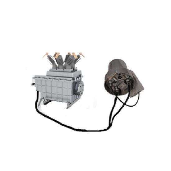 Outdoor High Voltage SF6 Vacuum Circuit Breaker