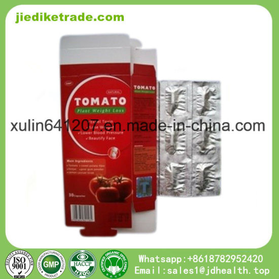 China Best Tomato Lose Weight Fast Slimming Pill China