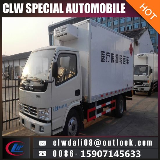 China 4*2 Medical Waste Trucks, Medical Waste Collection