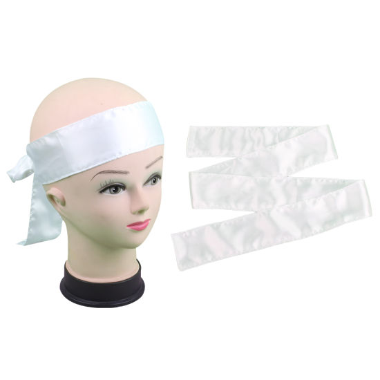 Oen Wholesale Silk Scarf 100% Satin Headband Head Wrap Best Price pictures    photos 9c8946a78a7