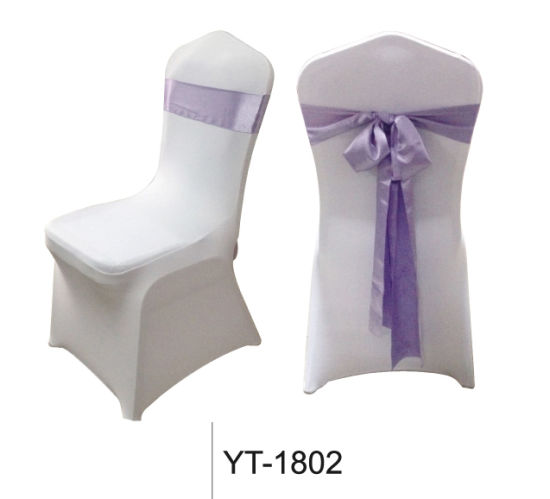 Top Furniture Banquet Polyester Chair Cover and Table Cloth pictures & photos