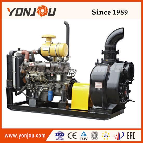 Diesel Trailer Sewage Pump