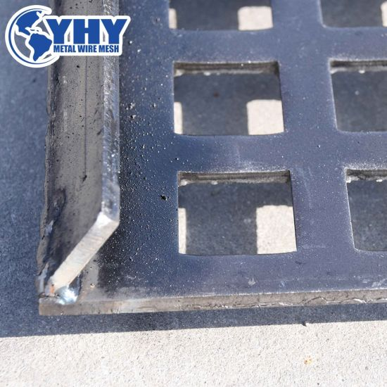 Square Holes High Quality Perforated Metal Sheet