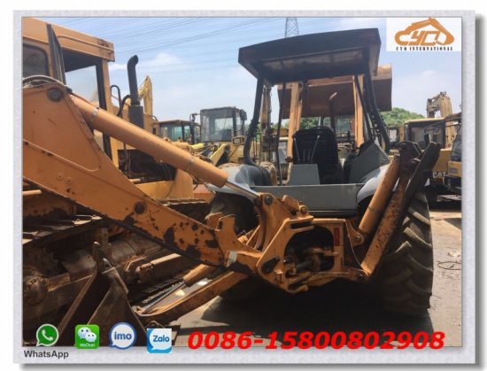 Used Case 580L Skid Steer Loader, Case 580L, 580m Backhoe Loader for Sale pictures & photos