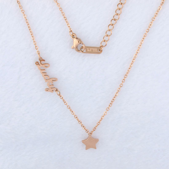 China Statement Jewelry Sets Necklace Pure Gold Chain For Girls