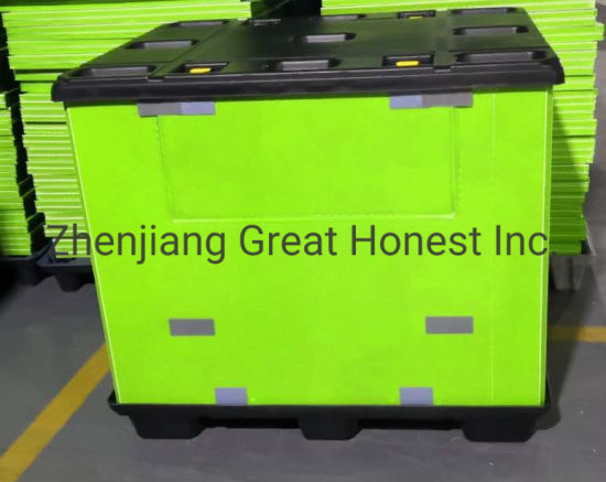Customized Durable PP Corrugated Plastic Boarding Box
