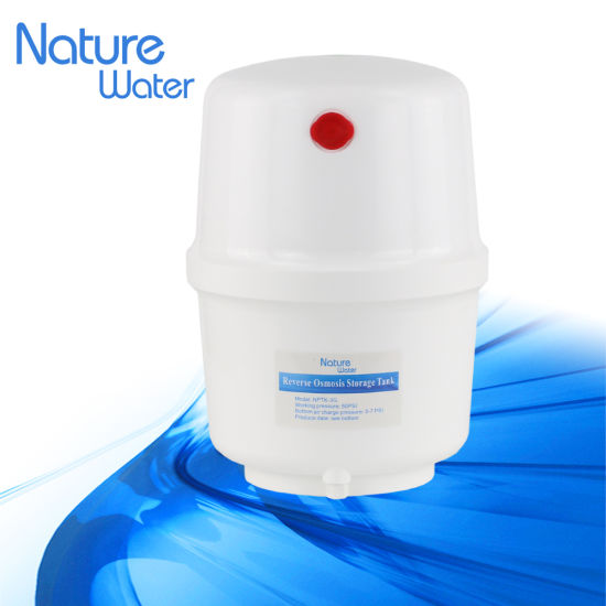 3G Plastic Water Tank for RO System