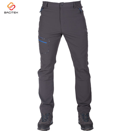 China Wholesale Men Cargo Work Trousers Casual Cotton Pants