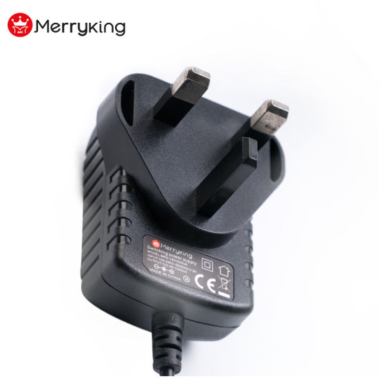 Merryking BS Ce Power Strip Adapter 12V 0.5A 1A 1.5A 2A 3A Power Adapter for Portable Dvds