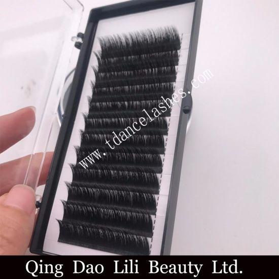 c1be368eb0b China Premade Volume Fans Colored Individual Eyelash Extensions ...