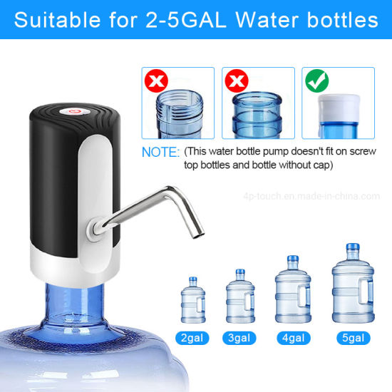 Electric Automatic 5 Gallon Water Bottle Water Pump Dispenser Wd03
