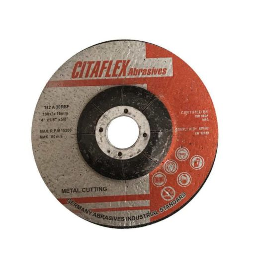 "Depressed Center  7/"" x 1//8/"" x 7//8/"" Cutting Disc Steel Cut-off wheel 50 PACK"