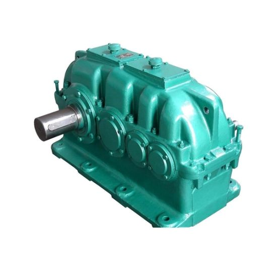 Devo High Quality Zq 500 Soft Gear Surface Gearbox for Construction