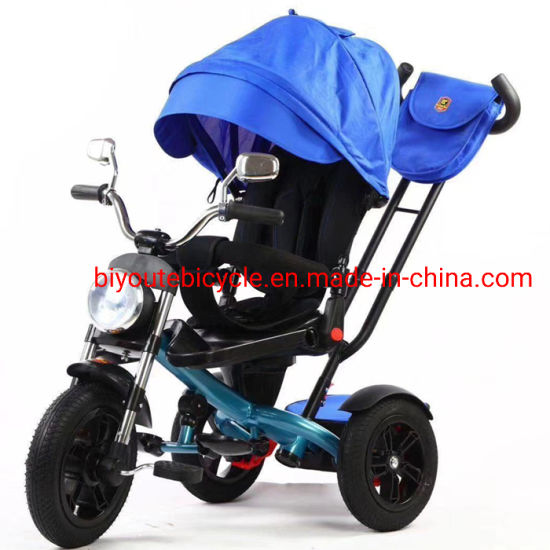 China Supplier Baby 3 Wheel Professional Kids Tricyle Bicycle