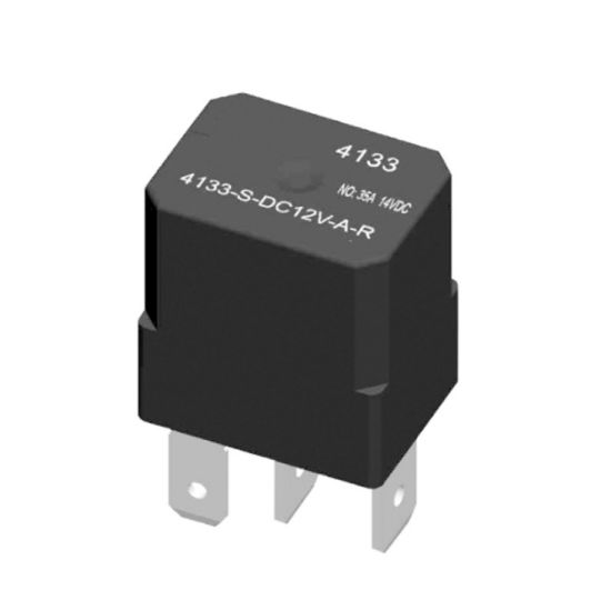 China High Power Relay Tl-4133 DC14V 5pin QC Type in Stock - China Relay,  Power Relay