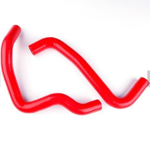 Silicone Rubber Coolant Radiator Hose Pipe for Suzuki Gsx-R Gsxr 600  Gsxr750 04 05