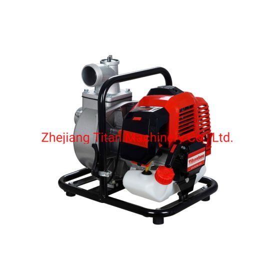 Professional Powerful Industrial Gasoline 50.8cc Water Pump pictures & photos