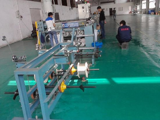 Economic Single Color Type Without Copper Wire Rope Light Extrusion Machine