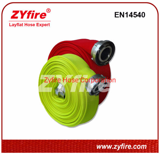 "Med Approved/En14540/ Marine Fire Hose 1 1/2""/1 3/4""/2"""
