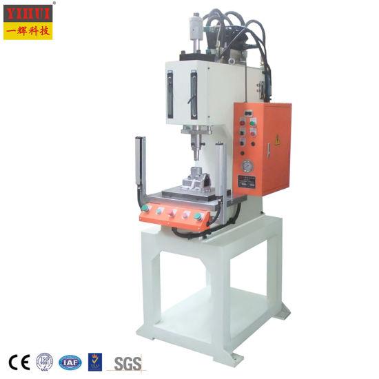 Gap Frame Curtain Hole Punching Machines Hydraulic Press CNC Price