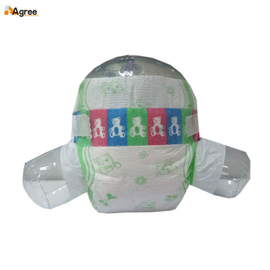 Cheap Soft Breathable Sleepy Disposable Baby Diapers Manufacturer in China