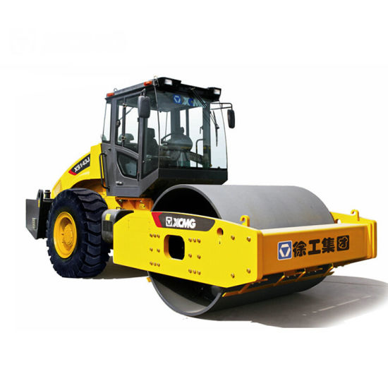 Chinese Top Xs143j Brand New Compactor Vibratory Roller pictures & photos