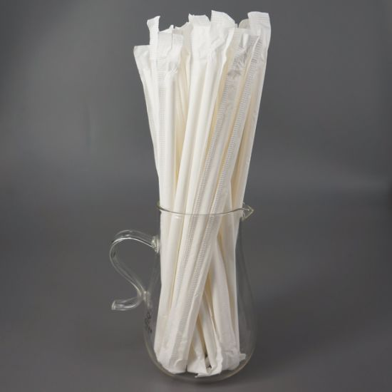 Single Straw Packing Machine with Printing Packing Straw Machine Paper Straw Machine Packing