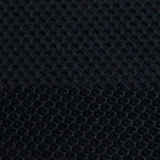 Customized Interlock High-Stretch Mesh 76%Nylon 24%Spandex Plain Weft Knitting Double Face Fabric for Apparel/Yoga Wear/Sportswear